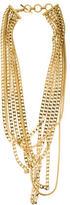 Dominique Aurientis Multistrand Chain Necklace