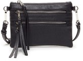 Sole Society Camilla Zipper Crossbody