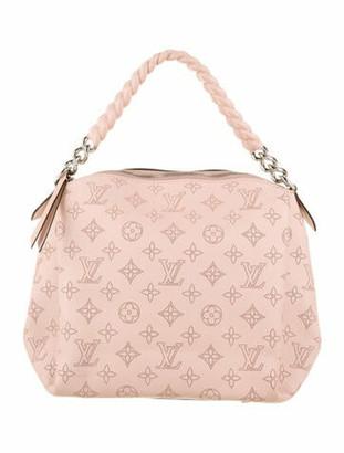 Louis Vuitton Mahina Babylone BB Pink