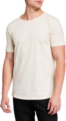 Scotch & Soda Men's Solid Organic Cotton T-Shirt