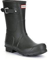 Hunter Short Men s Waterproof Rain Boots