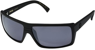 Von Zipper VonZipper Snark Polar (Black Satin/Wild Silver Flash Polar Plus) Sport Sunglasses