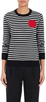 Lisa Perry Women's Dot Cashmere Sweater