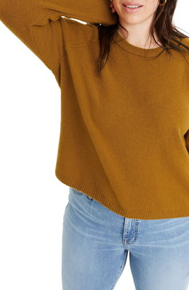 Madewell Allister Coziest Yarn Pullover