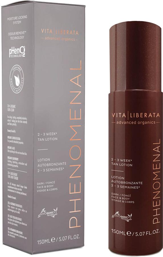 Thumbnail for your product : Vita Liberata Phenomenal 2-3 Week Tan Lotion - Dark 150ml
