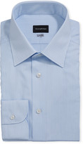 Ermenegildo Zegna Men's 100fili Bengal Striped Dress Shirt