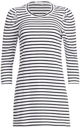 A.L.C. Kidman Striped T-Shirt Dress