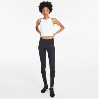 Joe Fresh Women's Active Leggings, JF Black (Size S)
