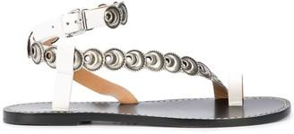 Isabel Marant Ermony stud-embellished sandals