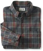 L.L. Bean L.L.Bean Scotch Plaid Flannel Shirt, Traditional Fit