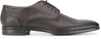 HUGO BOSS Woven Derby Shoes