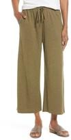Eileen Fisher Women's Hemp & Organic Cotton Wide Leg Pants