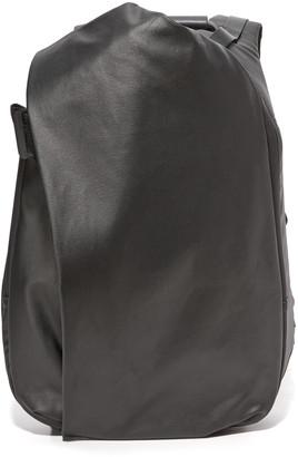 Côte and Ciel Isar Coated Canvas Medium Backpack