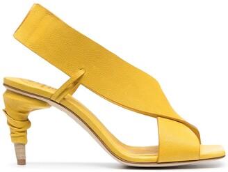 Officine Creative Slouchy Heel Sandals