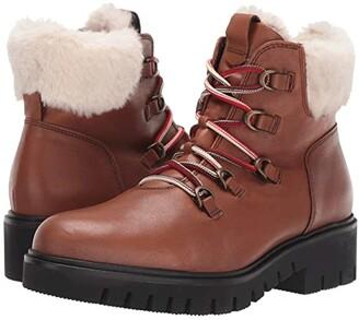 Gabor 32.785 (Cognac Managua/Cream Fell HT) Women's Boots