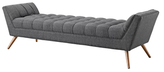 Modway Response Upholstered Bench