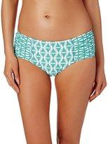 Seafolly Modern Geometry Wide Side Retro Bikini Bottom