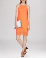 Karen Millen Dress - Laser-Cut Crepe Collection