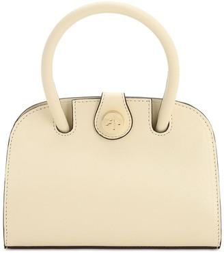 Ladybird Manu Atelier MICRO LEATHER TOP HANDLE BAG