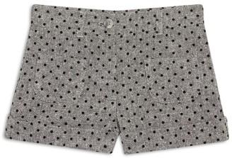 Bonton Polka-Dot Shorts (4-12 Years)