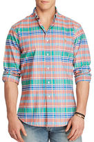 Polo Ralph Lauren Big and Tall Stretch Oxford Sport Shirt