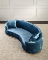 """Haute House Uma Sofa, 106"""""""
