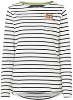 Sugarhill Boutique Cat Stripe Top