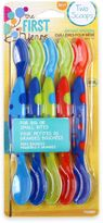 The First Years The First YearsTM Two ScoopsTM 5-Pack Infant Spoons in Blue/Green/Red