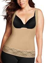 Flexees Women's Curvy Firm Foundations Wear Your Own Bra Torsette