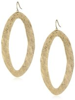 Citrine by the Stones Oval Earrings