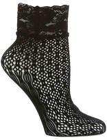 Jessica Simpson Lace Ankle Socks - Women's