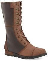 Sorel Women's 'Major Maverick' Mid Calf Zip Boot