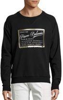 Pierre Balmain Stamp Graphic Sweatshirt