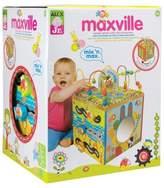 Alex Toys Jr. Maxville Wooden Activity Cube