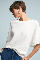 Anthropologie Pearl-Embellished Sweatshirt