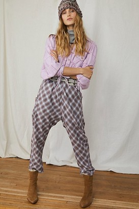 Free People Drop It Low Harem Pants