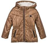 Catimini Girl's Manteau Fourrur Coat