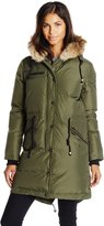 Pajar Women's Christina Long Parka with Fur Hood