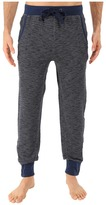 2xist Textured Lounge 2 Tapered Sweatpants w/ Zipper Cuff