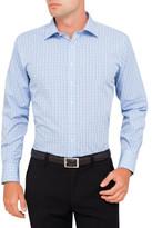 Van Heusen Grid Check Euro Fit Shirt