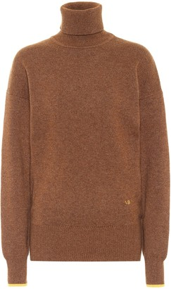 Victoria Beckham Cashmere turtleneck sweater