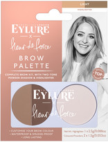 Eylure x Fleur de Force Brow Palette - Light