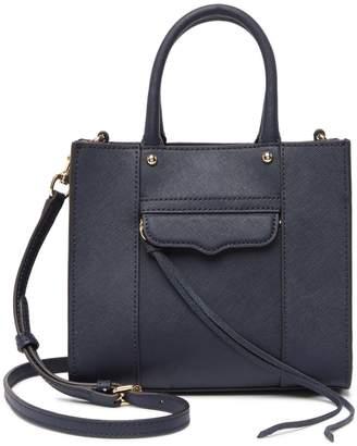 Rebecca Minkoff Mini MAB Tote Crossbody Bag