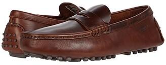 Sebago Russel (Brown) Men's Shoes
