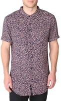 Imperial Motion Men's Vacay Clark Print Rayon Shirt