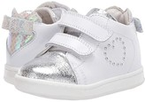 Naturino Falcotto Adelfa VL SS20 (Toddler) (White) Girl's Shoes