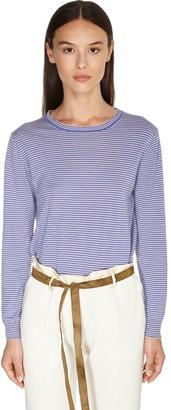 Forte Forte Striped Wool Knit Sweater