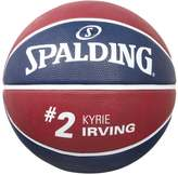 Spalding NBA PLAYER KYRIE IRVING Basketball marine/bordeaux