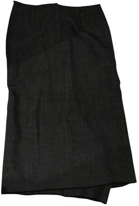 Marc Jacobs Grey Cotton Skirts