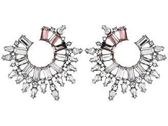 Betsey Johnson Hoop Earrings